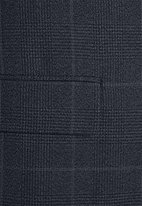 Isaac Dewhirst - CHECK UNSTRUCTURED - Costume - dark blue - 9