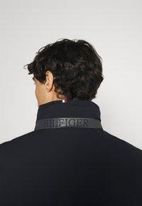 Tommy Hilfiger - STAND COLLAR JACKET - Summer jacket - desert sky - 5
