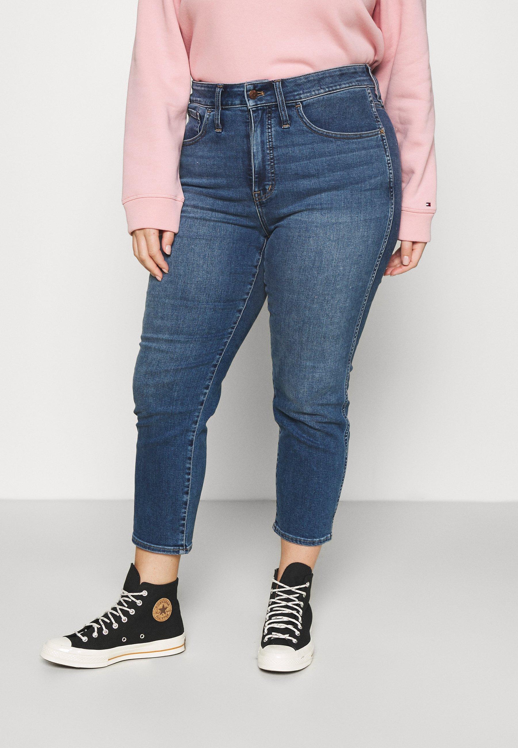 Damer CURVY ROADTRIPPER STOVEPIPE - Jeans Slim Fit