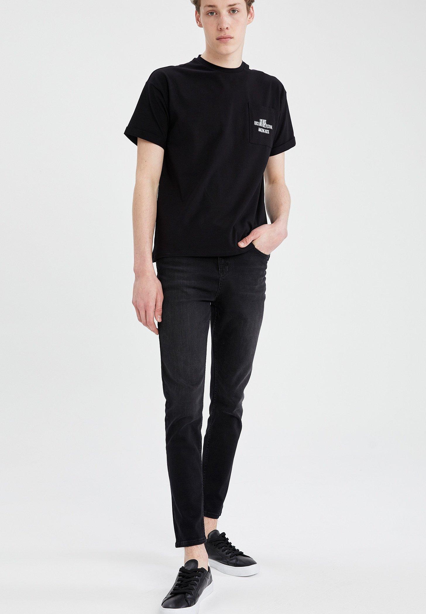 Herren OVERSIZED - T-Shirt print