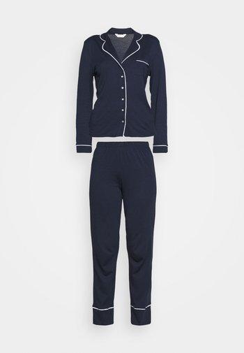 Pyjamas - navy mix