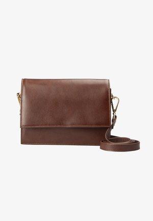 KIRSTINE - Handbag - brown