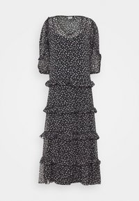 JDY - JDYPENELOPE DRESS - Maxi dress - black/grey - 4