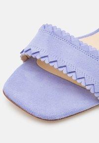 Repetto - PANI - Sandaalit nilkkaremmillä - bougain purple - 6