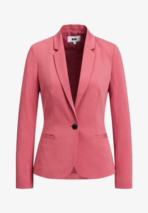 Blazer - saffron red