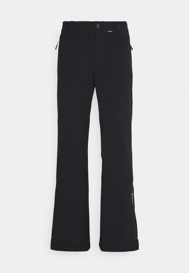 FRANKFURT - Pantalon de ski - black