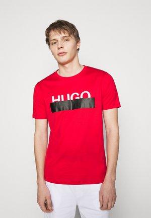 DOLIVE - T-shirt z nadrukiem - open pink