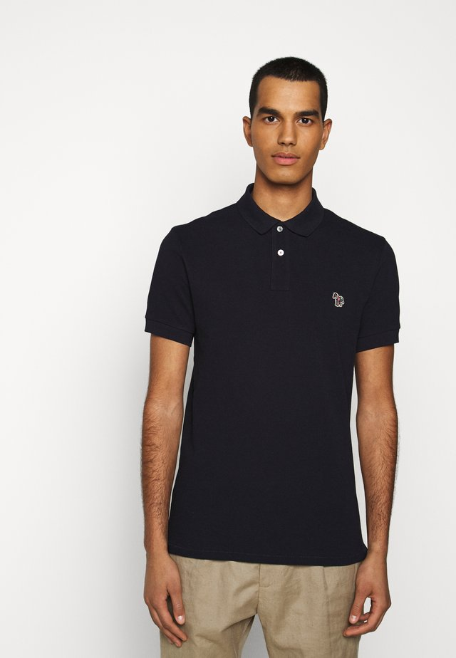 MENS SLIM FIT - Poloskjorter - dark blue