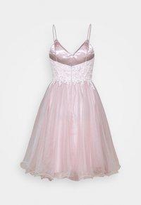 Luxuar Fashion - Cocktail dress / Party dress - ivory/mauve - 1
