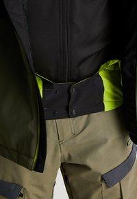 O'Neill - APLITE JACKET - Snowboardjacka - forest night - 8