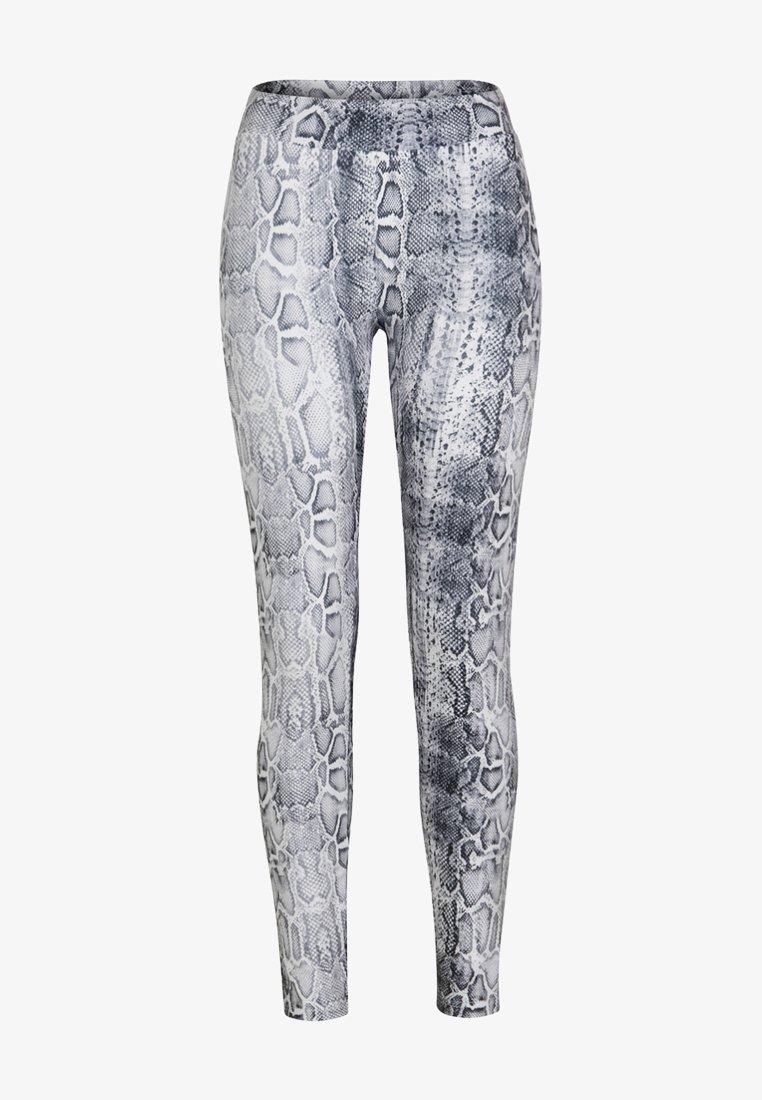 Urban Classics - Leggings - Trousers - white
