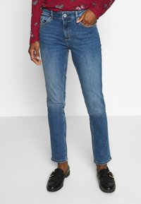 QS by s.Oliver - Slim fit jeans - blue denim - 0
