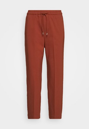 ZELLA PULL ON PANTS - Trousers - cayenne