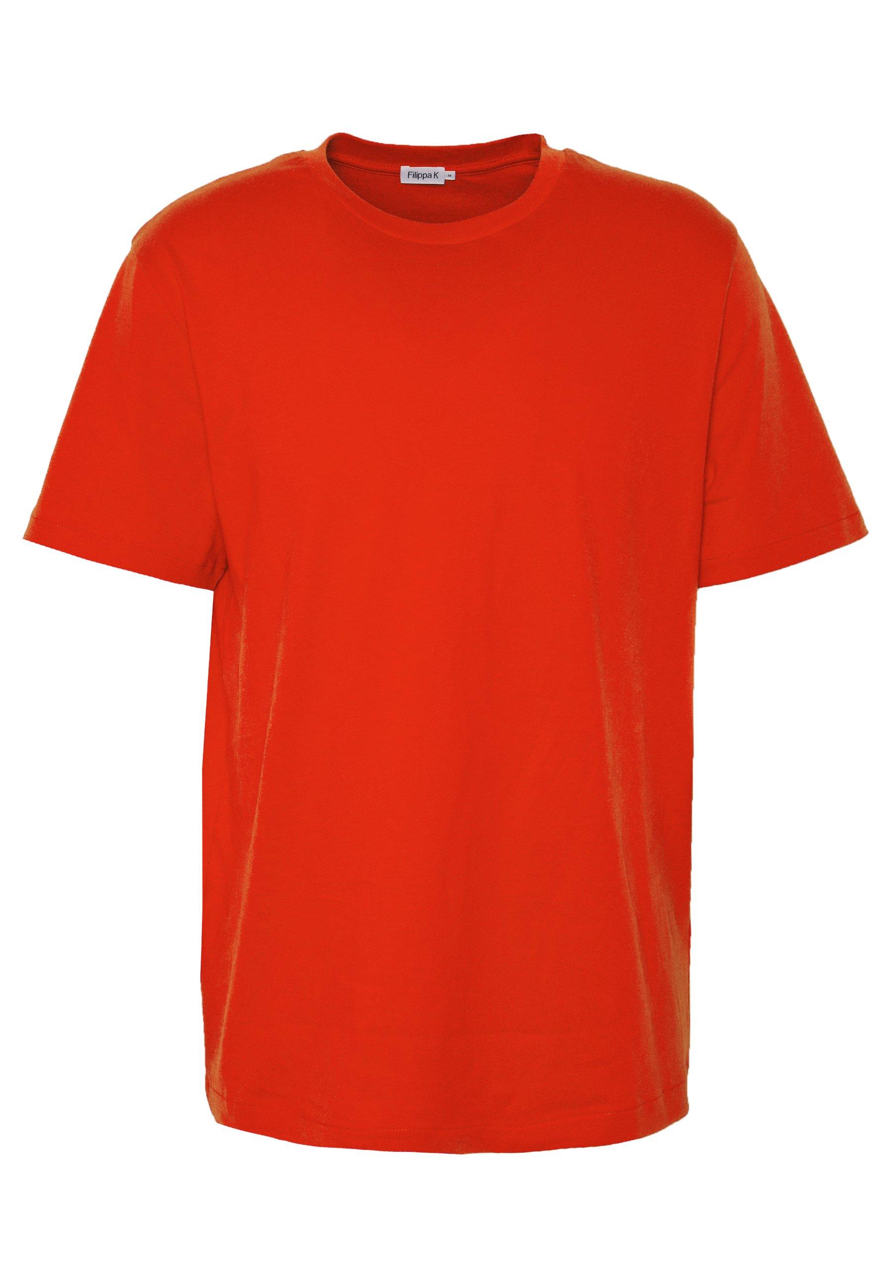 Filippa K Single Classic Tee - T-shirt Basic Green Fog