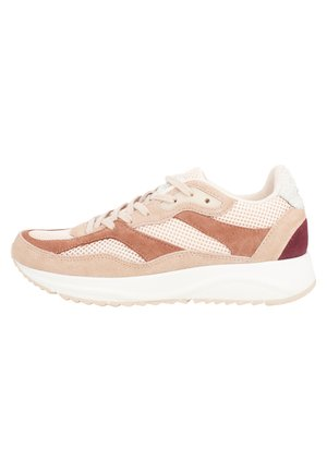 SOPHIE RAINBOW - Sneaker low - salmon