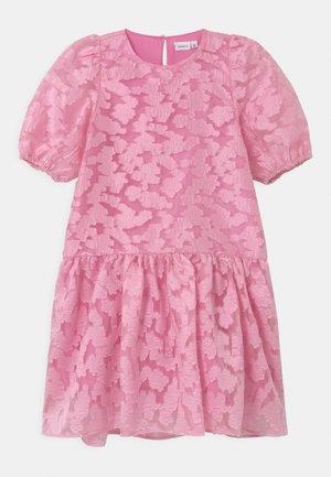 NKFDIVIA MIDI - Cocktail dress / Party dress - rosebloom