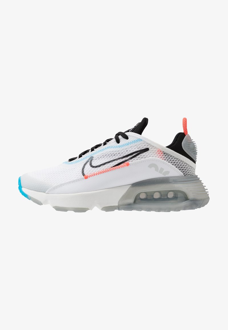 Nike Sportswear - AIR MAX 2090 - Sneakers laag - white/black/blue hero