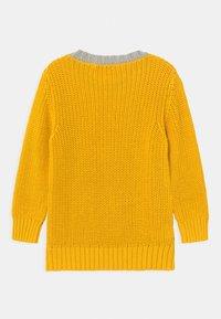 TINYCOTTONS - COLOURBLOCK UNISEX - Jumper - yellow - 1