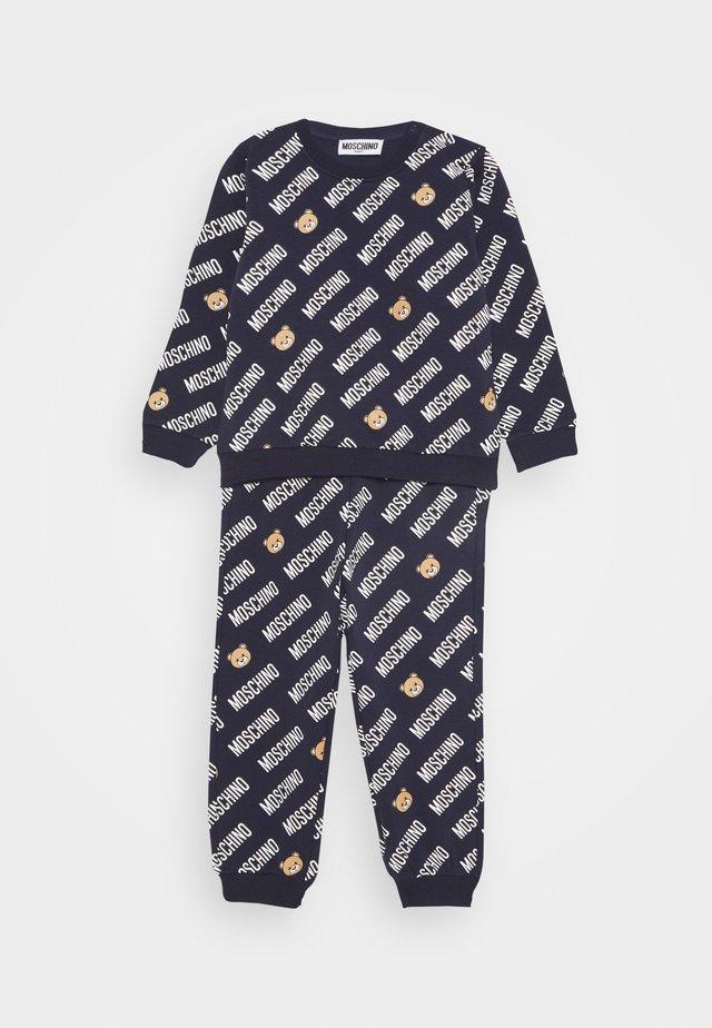 TRACKSUIT SET - Sweatshirt - navy