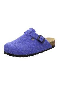 AFS Schuhe - FILZHAUSSCHUH - Slippers - blau - 1
