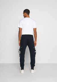 Sixth June - ESSENTIAL JOGGERS - Tracksuit bottoms - navy - 2