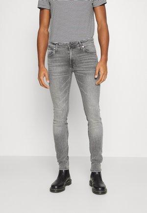 JJILIAM JJORIGINAL - Jeans Skinny Fit - grey denim