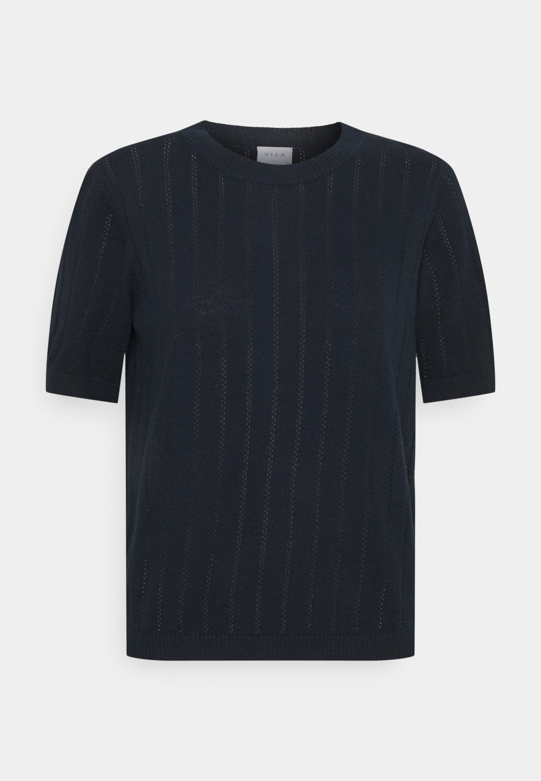 Women VIALIMA O NECK - Print T-shirt