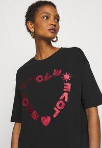 Love Moschino - Jersey dress - black - 3