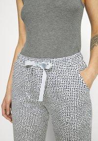 Triumph - MIX MATCH TROUSERS - Pyjama bottoms - blue - 3
