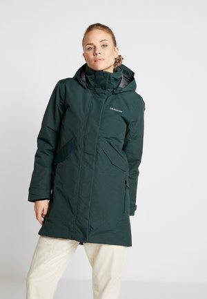 TANJA WOMENS - Parka - north sea