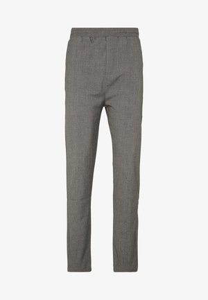 SUIT PANT - Tygbyxor - grey