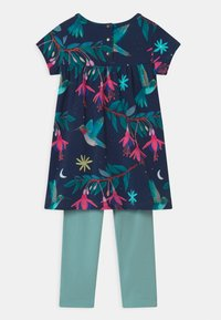 Walkiddy - BABYDOLL HUMMINGBIRDS SET - Leggings - Trousers - multi-coloured - 1