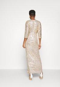 TFNC - REEVIRA MAXI - Occasion wear - gold - 2