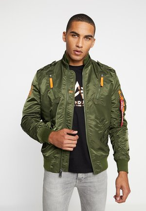 Bomberjacke - dark green