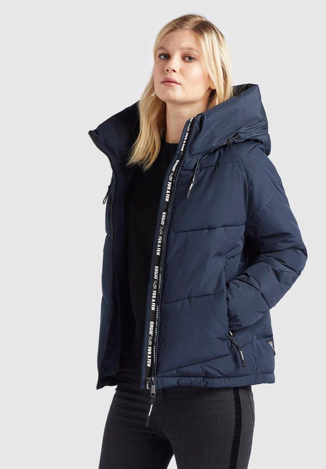 ESILA - Winter jacket - dunkelblau