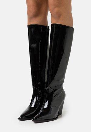 BOTTES - Boots - black