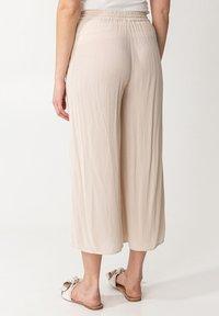 Indiska - ELSIE  - Trousers - beige - 4