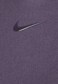 Nike Performance - TANK - Linne - dark raisin/black - 5