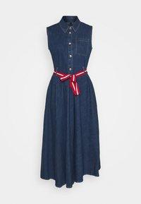 Liu Jo Jeans - ABITO - Denimové šaty - denim blue - 0