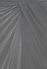 AllSaints - SAMI - Pencil skirt - chrome grey - 2