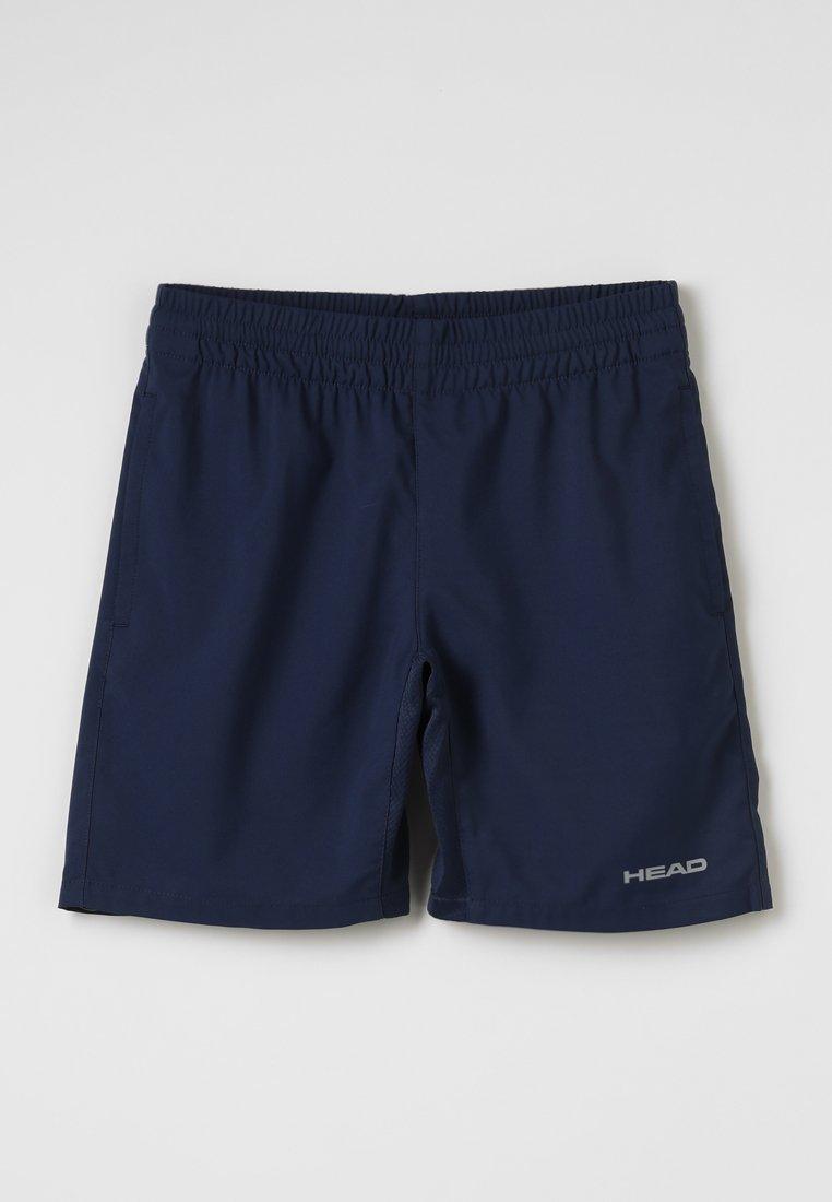 Head - CLUB BERMUDAS  - Sports shorts - darkblue