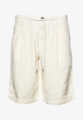 SYMON - Shorts - beige