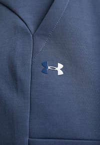 Under Armour - UNSTOPPABLE MOVE LIGHT OPEN HEM PANT - Spodnie treningowe - downpour gray/blue heights - 5