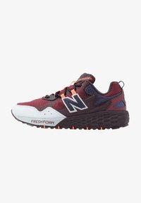New Balance - FRESH FOAM CRAG - Zapatillas de trail running - red - 0
