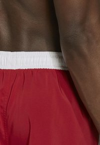 adidas Performance - 3-STRIPES CLASSICS CL SWIM SPORTS MUST HAVES PRIMEGREEN SHORTS - Swimming shorts - red - 3