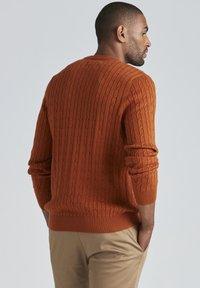 BONDELID - DAVE  - Neule - autumnal orange - 2