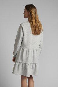 Nümph - NUNANNA DRESS - Day dress - light grey melange - 1