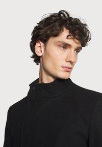 Only & Sons - ONSOSCAR STAR COAT  - Classic coat - black - 4