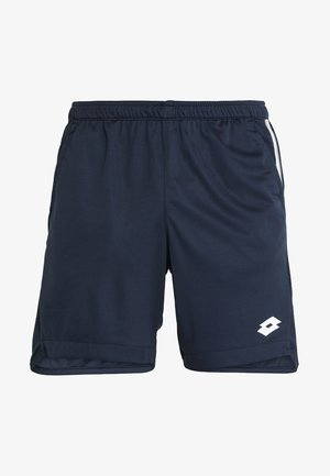 TENNIS TEAMS SHORT - Pantalón corto de deporte - navy blue