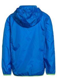 Playshoes - FALTBAR - Waterproof jacket - blau - 1